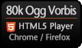 80k Ogg Vorbis stream!